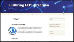Nieuwe website LETS-Drachten