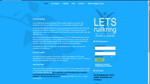 Oude website LETS-Drachten